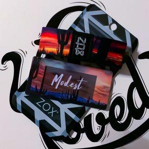ZOX Strap Wristband & Card - Modest * Desert 🌵